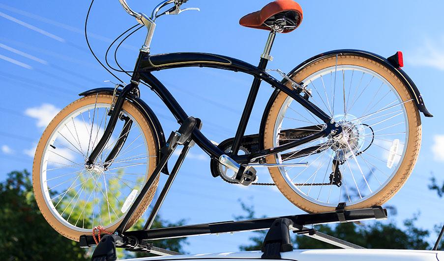 Smidiga cykelhållare